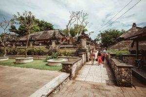 Chrám Pula Luhur Uluwatu